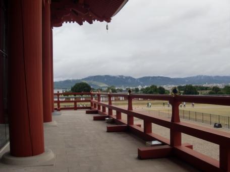 三笠山遠望の写真