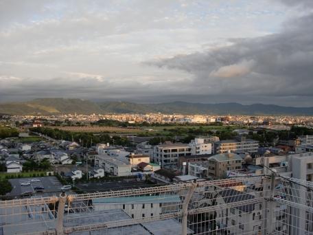 平城宮全貌の写真